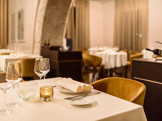 restaurante eurostars museum