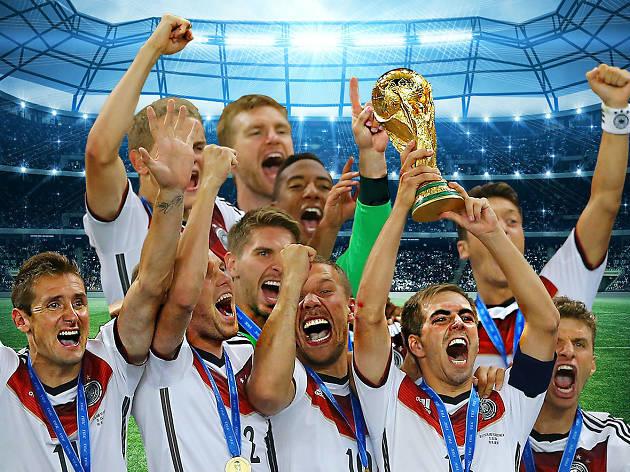 Gold Stars: La historia oficial de la Copa Mundial de la FIFA