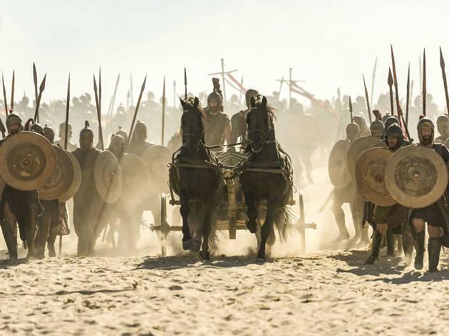 Troya: La caída de una ciudad, la nueva serie de Netflix