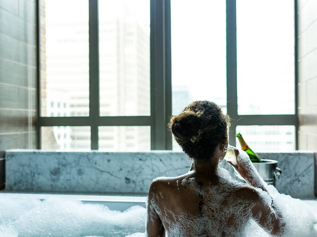 Spa hotels to check out in Philly