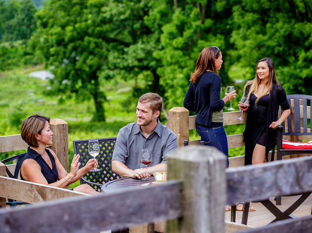Visit The Galer Estate Vineyard & Winery in Kennett Square