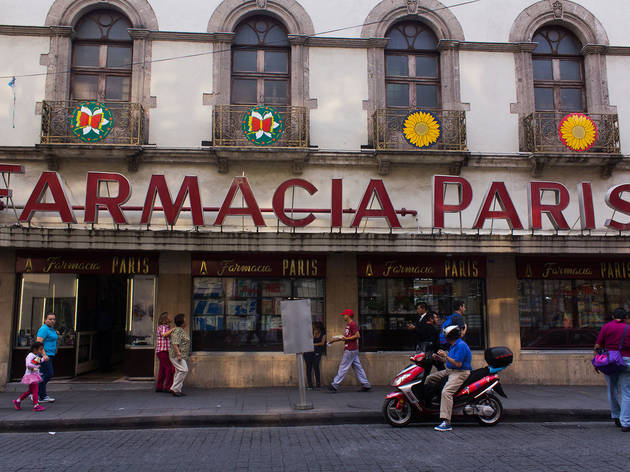Farmacia París (Foto: Mattza Tobón)