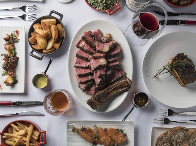 Steak on Elgin︰英國靚扒