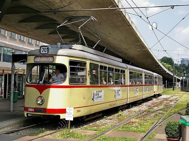 Tram (Strassenbahn)