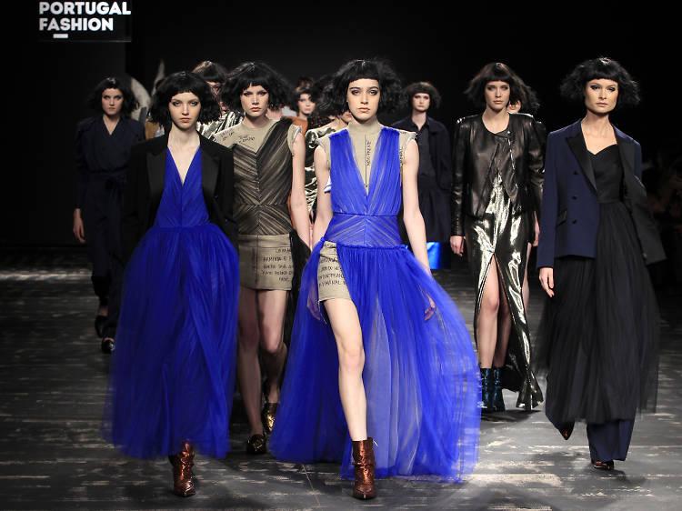 O melhor do terceiro dia do Portugal Fashion