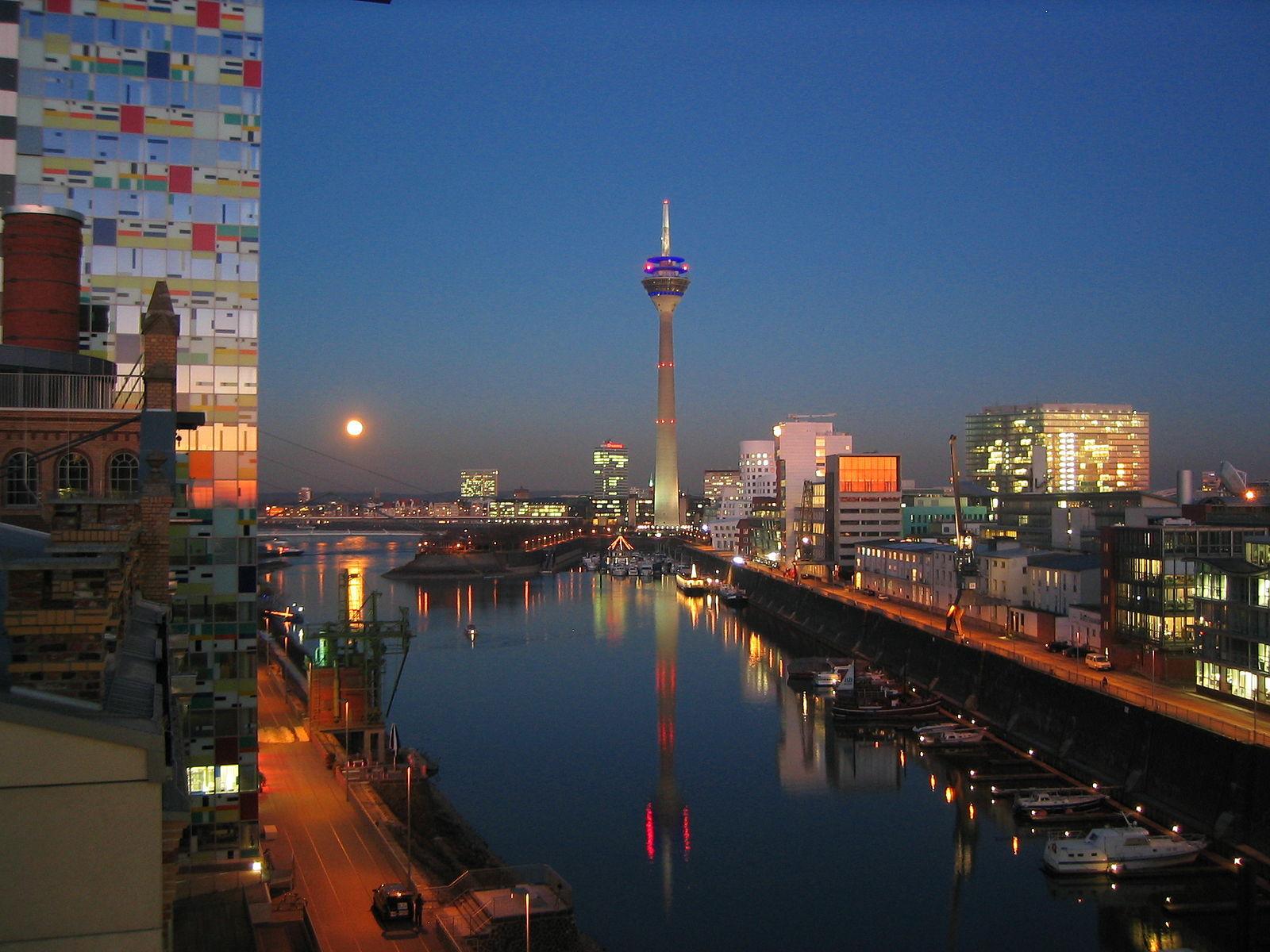 Your essential Düsseldorf travel guide