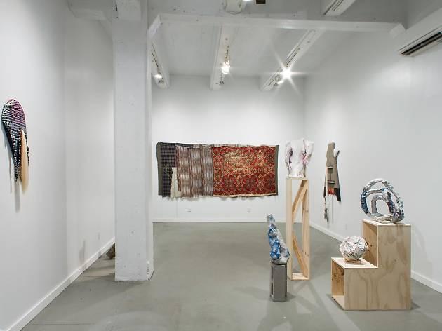 Tiger Strikes Asteroid is a contemporary art space in Philadelphia's Fishtown neighborhood
