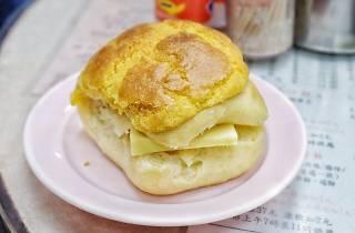 Kam Fung pineapple bun