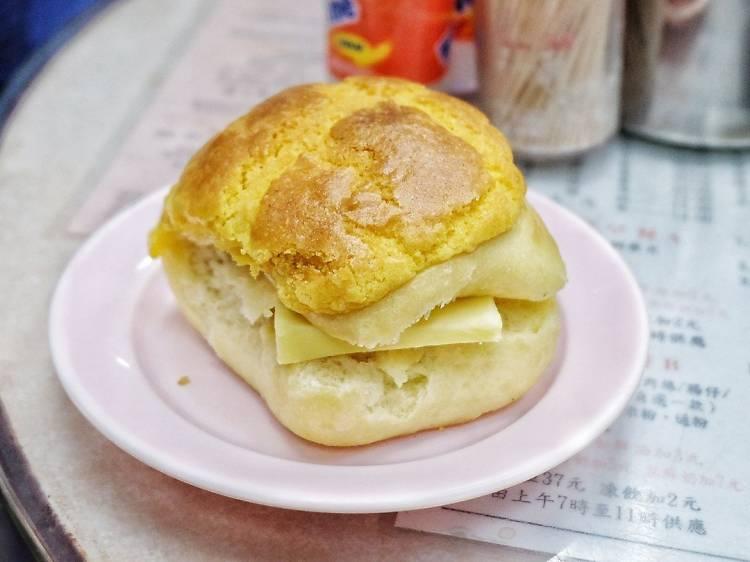 Tuck into comfort food at Kam Fung Café