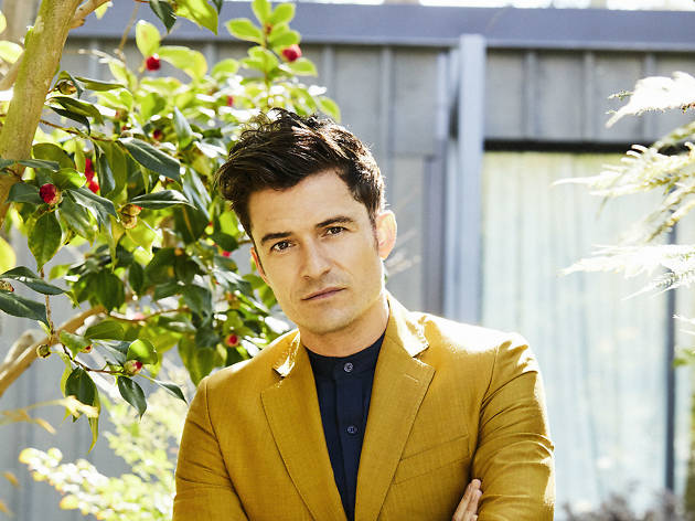 Blooming 'eck: Orlando Bloom on his new stage role as the murderous 'Killer Joe'