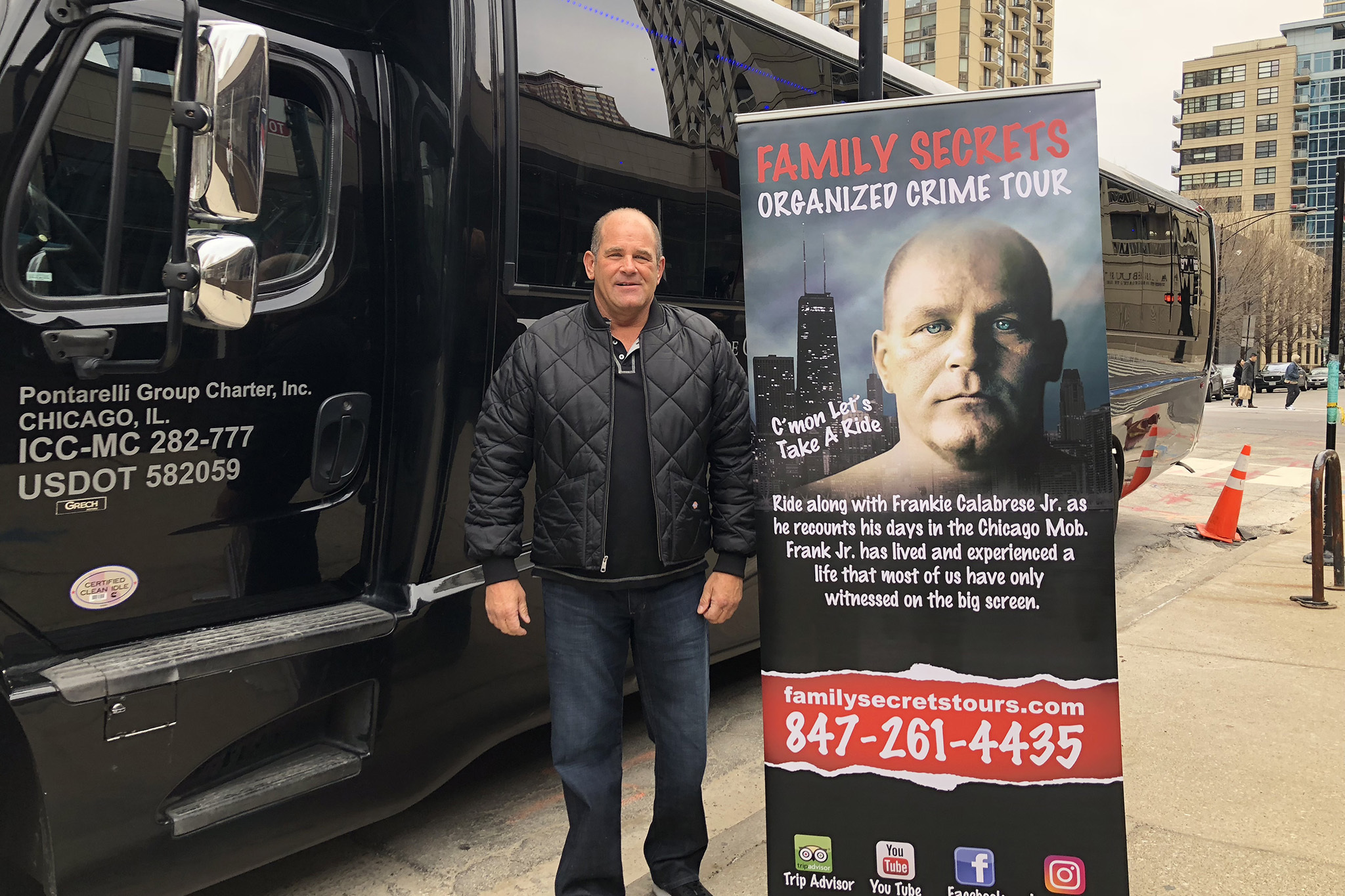 Operation Family Secrets crime tour