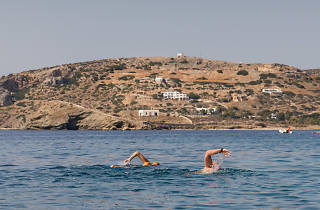 SwimTrek Greece Cyclades