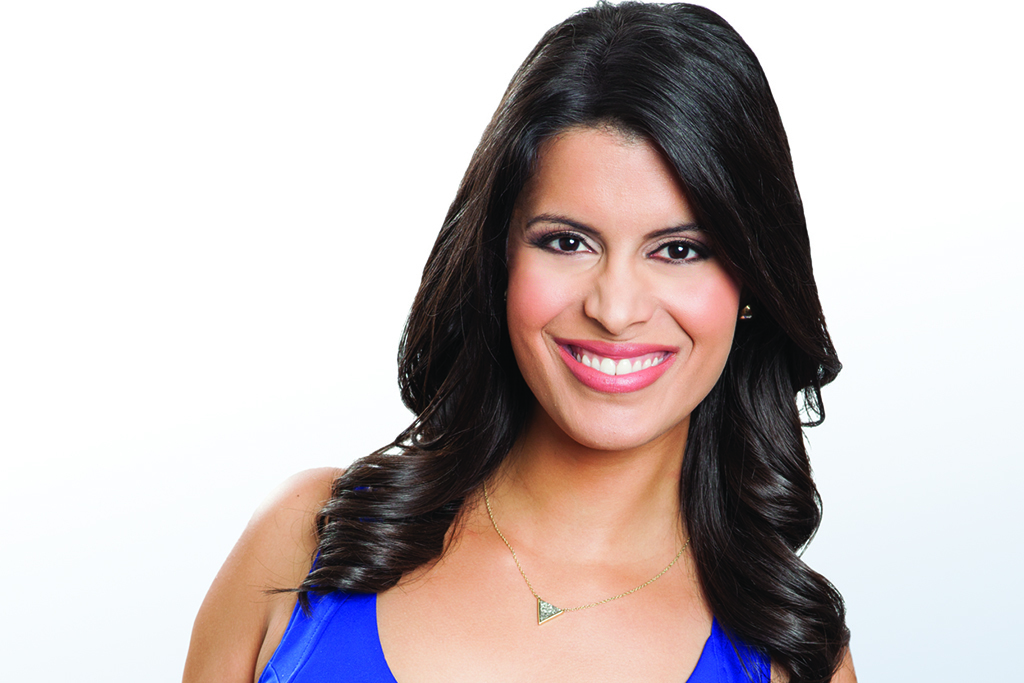 Roxanne Vargas on what she's looking forward to at Miami Beach Gay Pride