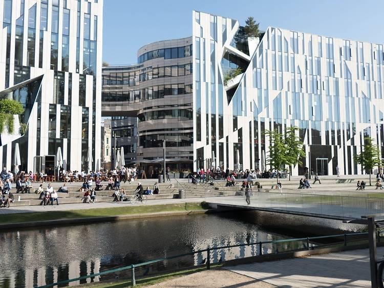 The 10 most beautiful buildings in Düsseldorf