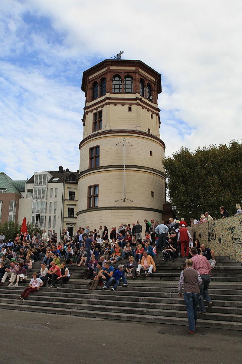 Castle Tower (Burgplatz)