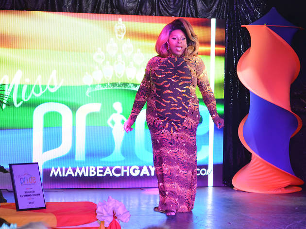 Miss Miami Beach Gay Pride Pageant