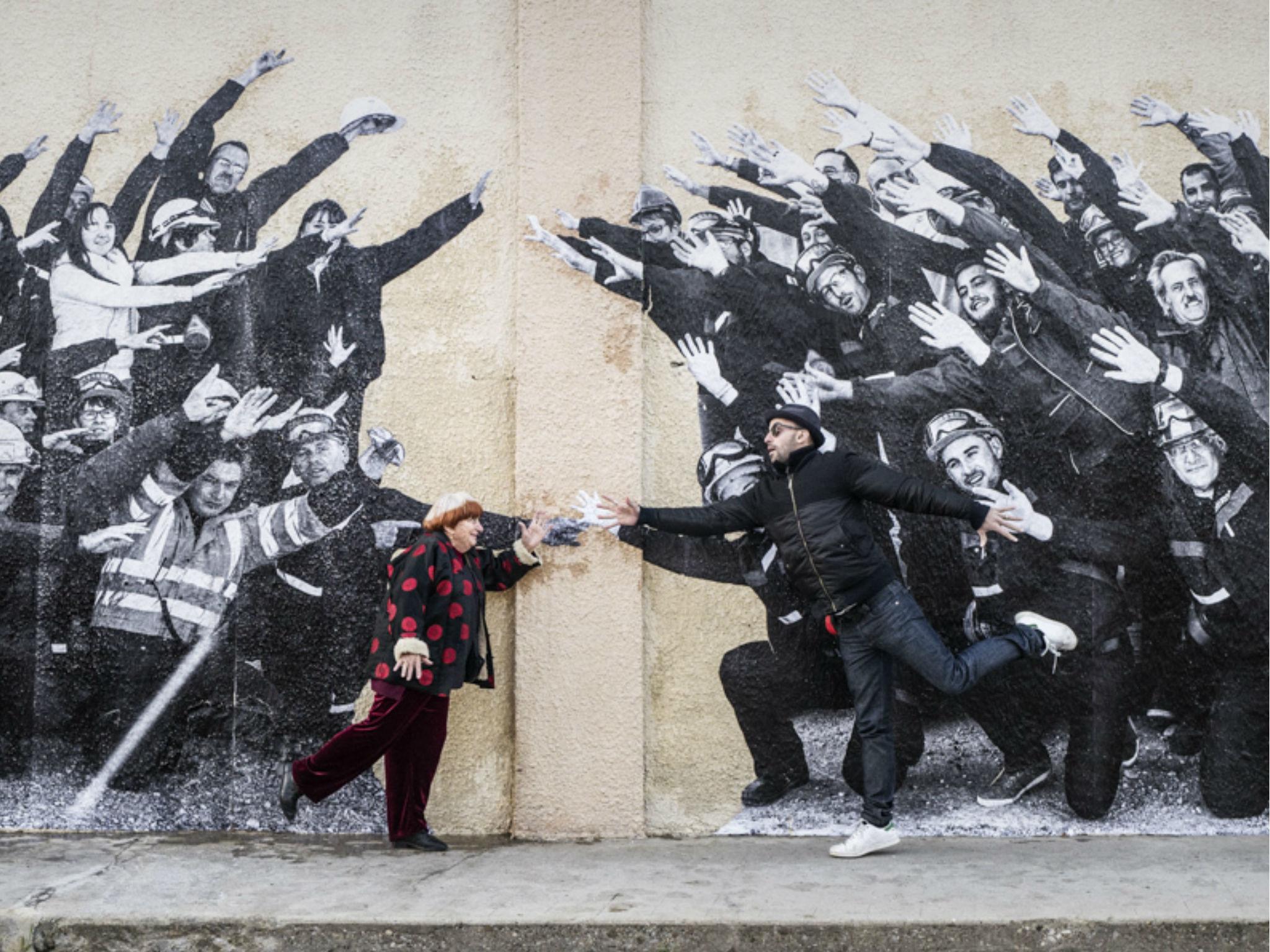 JR, Agnès Varda, Rostros y lugares, 64 muestra de la cineteca