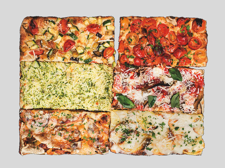 Quatro sítios para comer pizza à fatia em Lisboa
