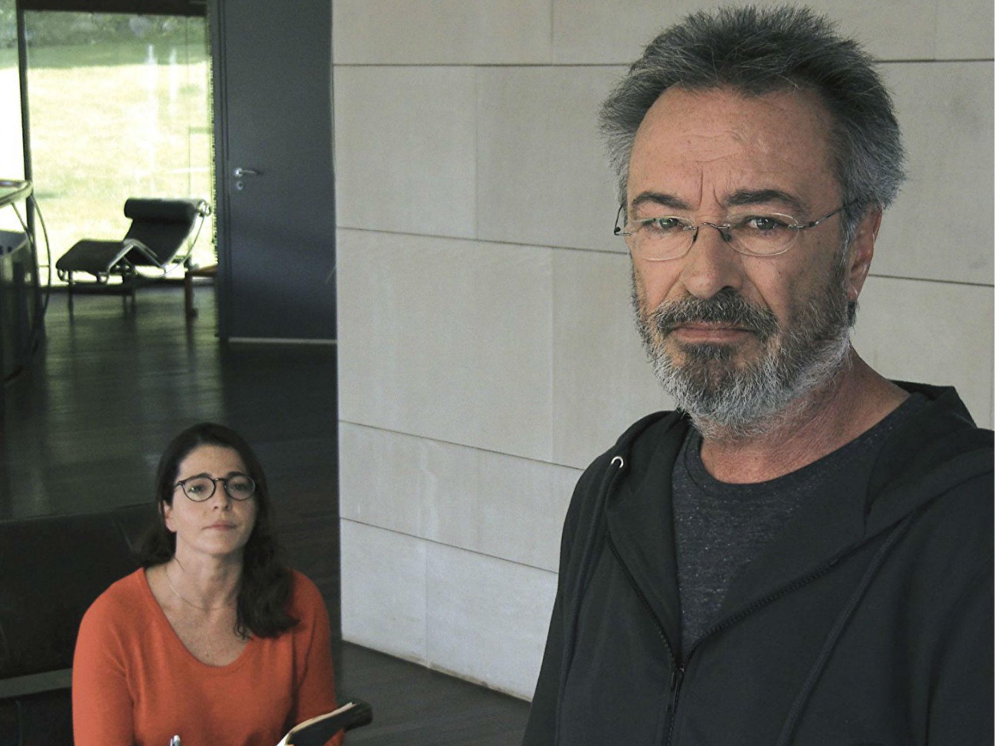 Mariano Cohn, Gastón Duprat, El ciudadano ilustre, 64 muestra de la cineteca