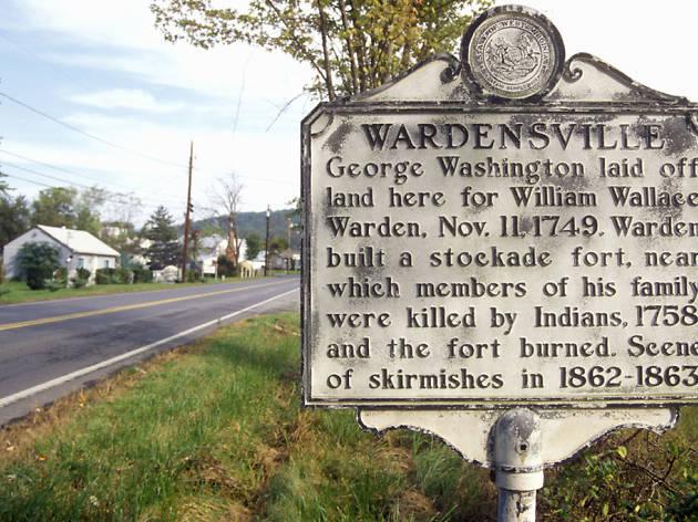 Wardensville, WV