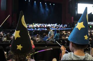 Allegro sinfónico para niños (Foto: Cortesía Auditorio Nacional/ Chino Lemus)