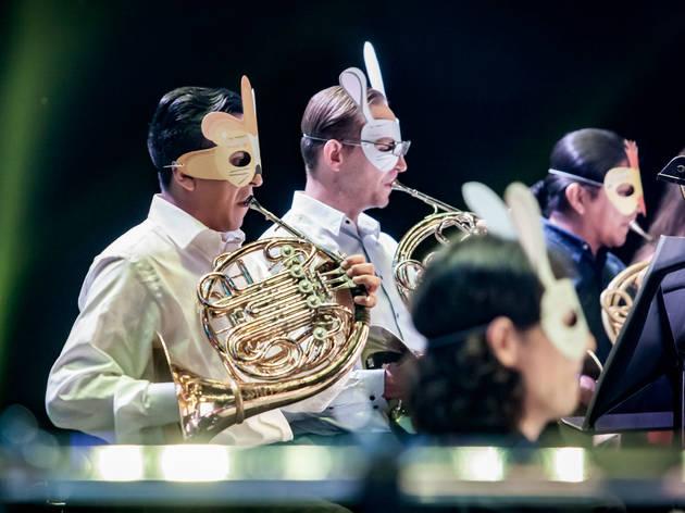 Allegro sinfónico para niños (Foto:Cortesía Auditorio Nacional/José Jorge Carreón)