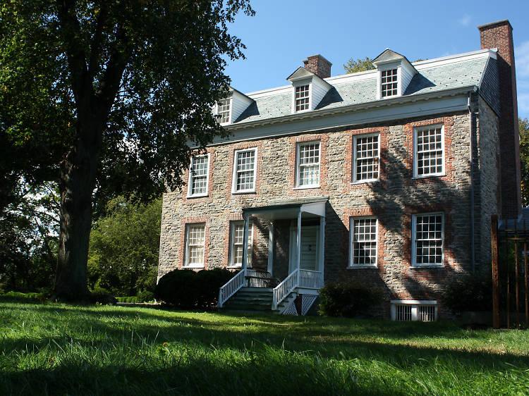 Explore the Van Cortlandt House Museum