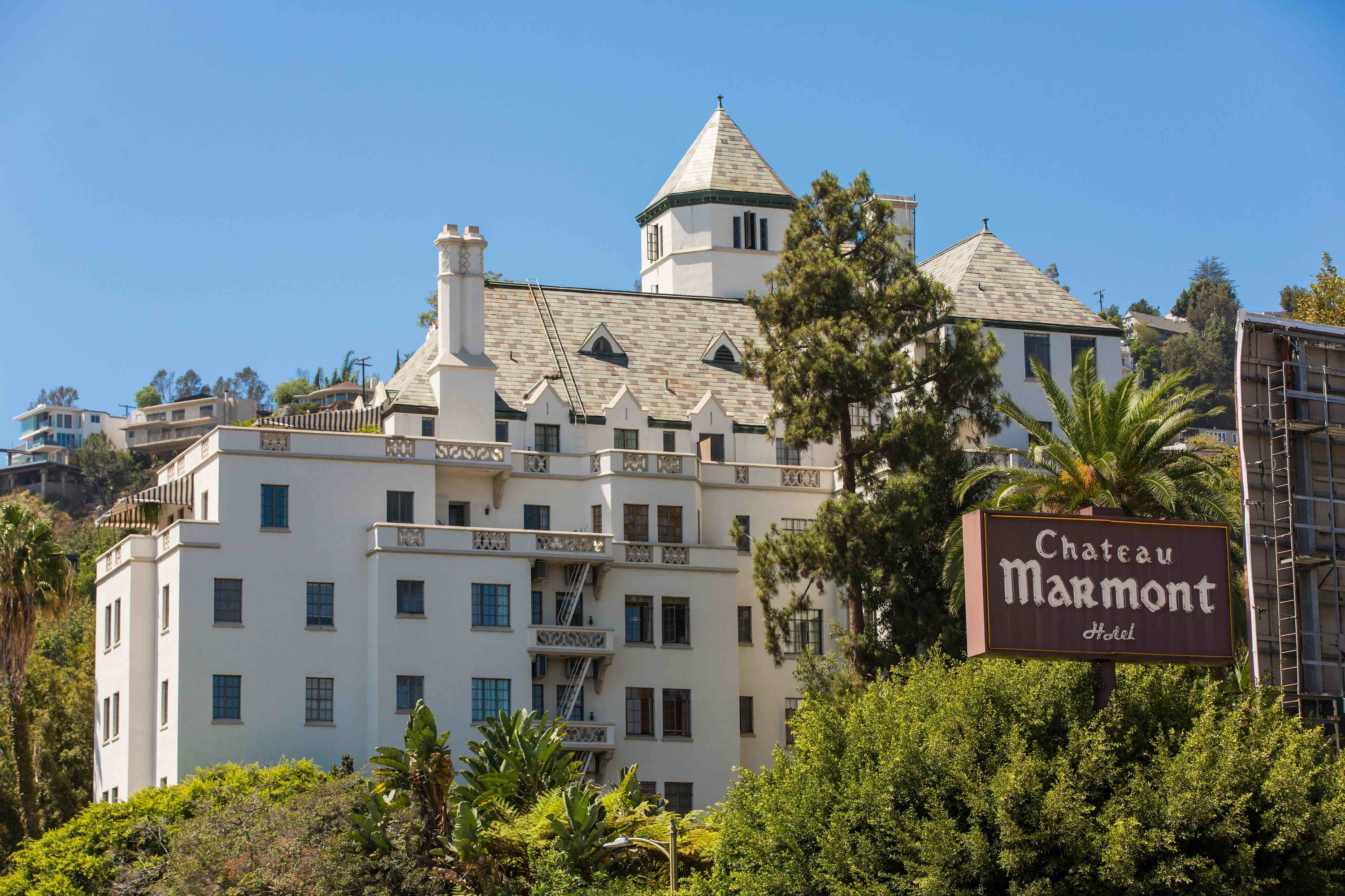 Chateau Marmont Los Angeles
