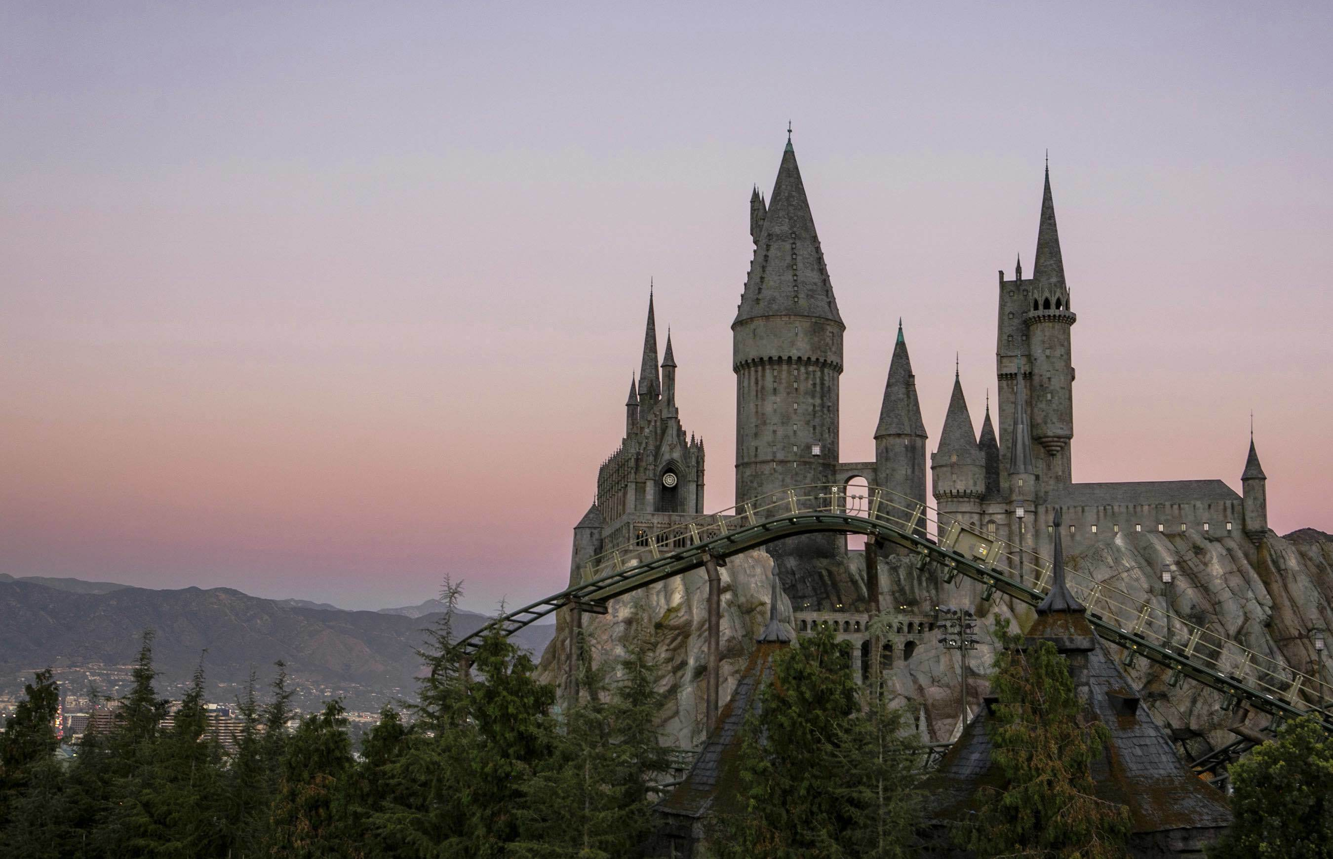 Universal Studios Hollywood Wizarding World of Harry Potter