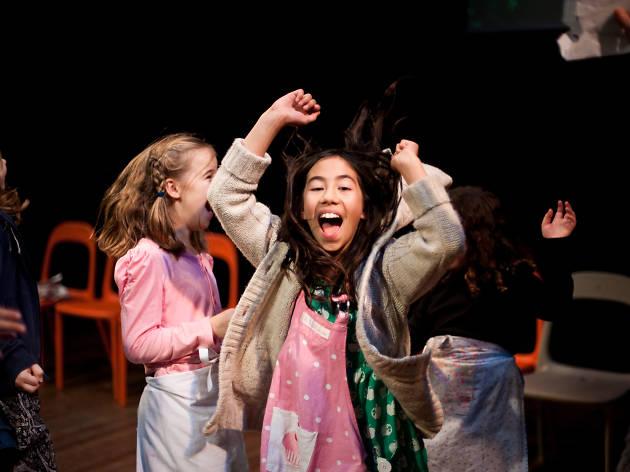 ATYP School Holiday Drama Workshops