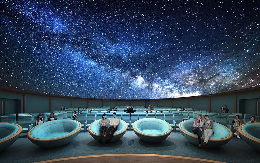 Planetariums in Tokyo