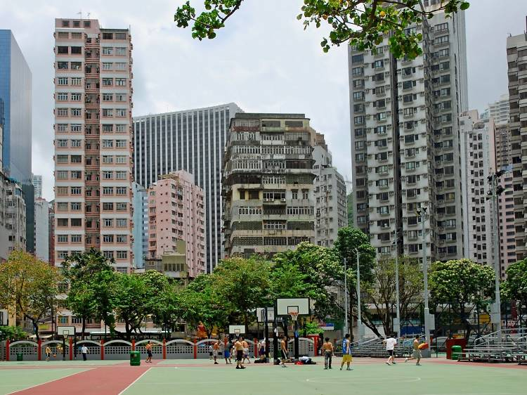 Chill out at Southorn Playground