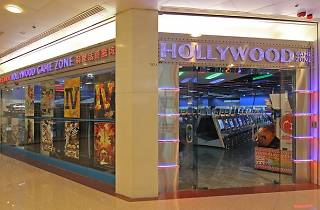 Plaza Hollywood Arcade