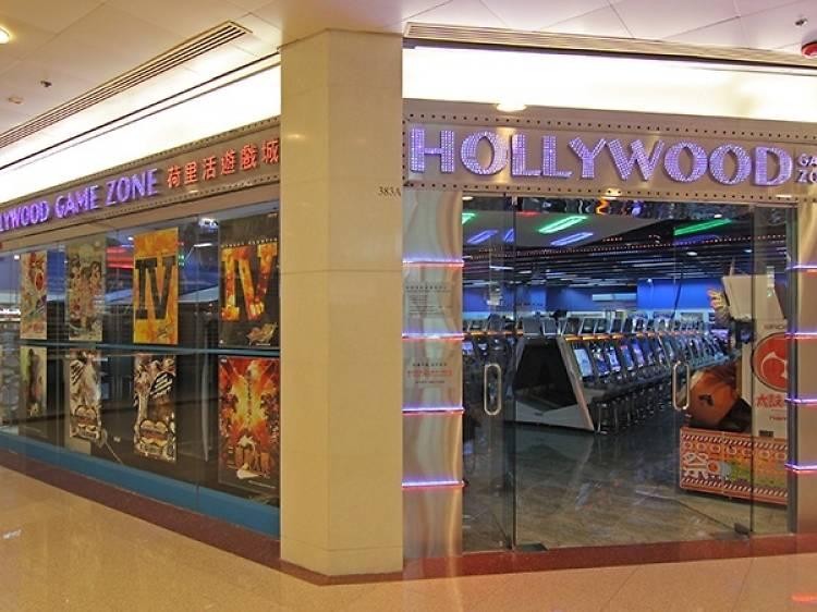 Plaza Hollywood Game Zone
