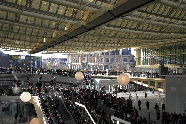 Franprix lance aux Halles un supermarché ouvert toute la nuit !