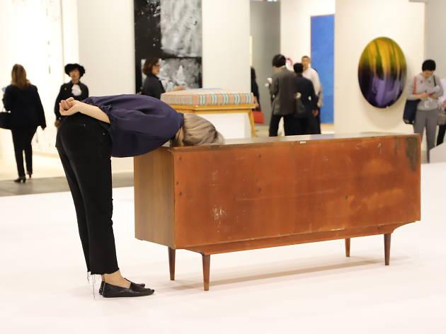 Erwin Wurm, One Minute Sculptures, 2000-2018