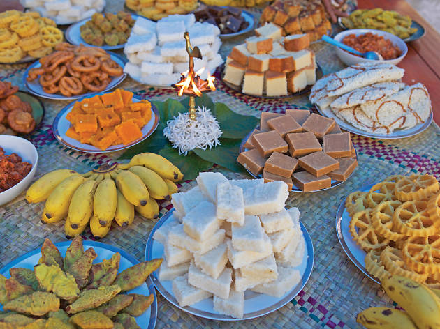Celebrate the Sinhala and Tamil New Year, the traditional way.