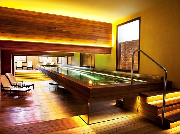 The best spa hotels in Madrid