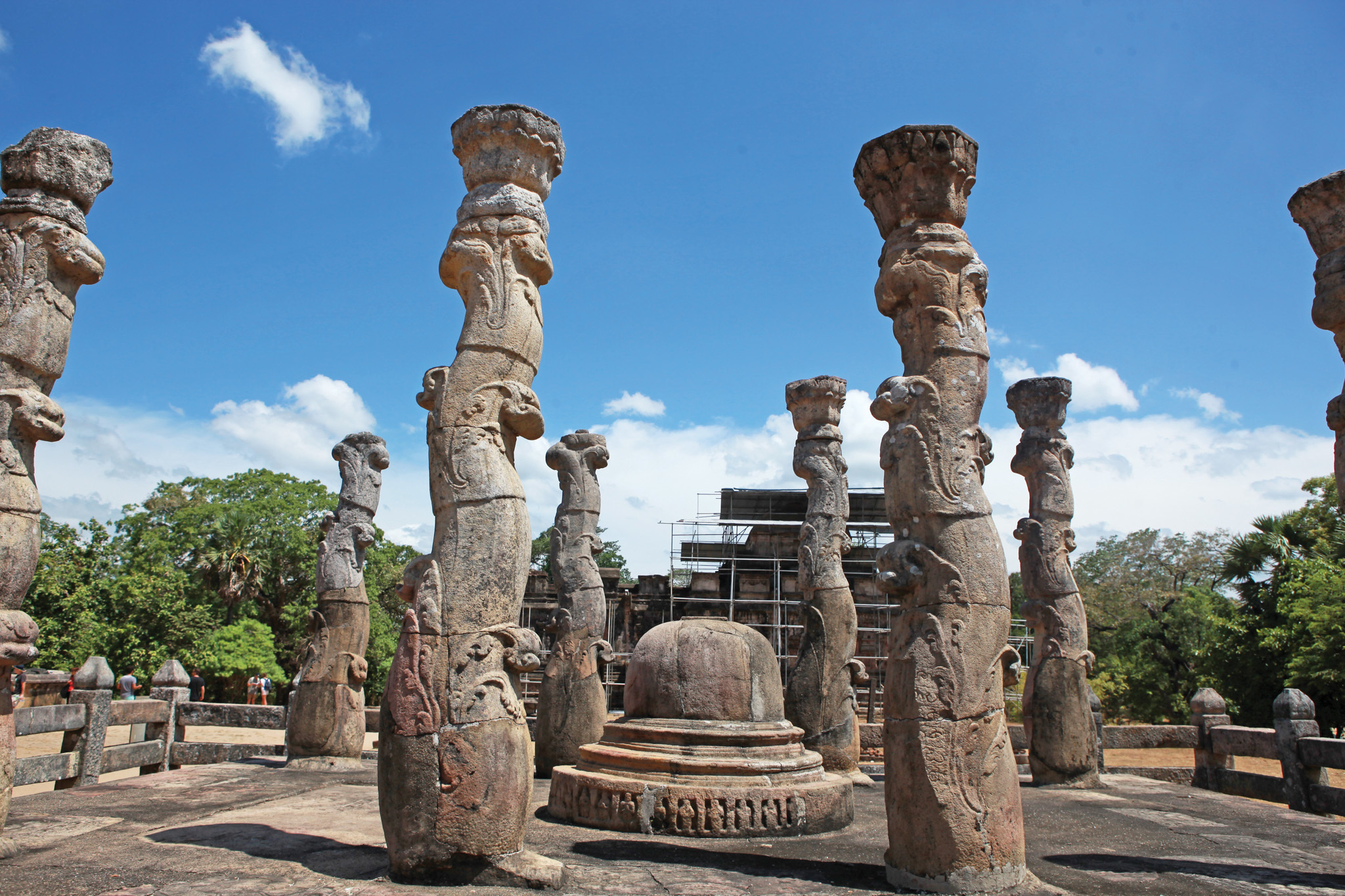 JOURNEY BACK IN TIME AS YOU VISIT THE HISTORICAL CITIES OF ANURADHAPURA AND POLONNARUWA