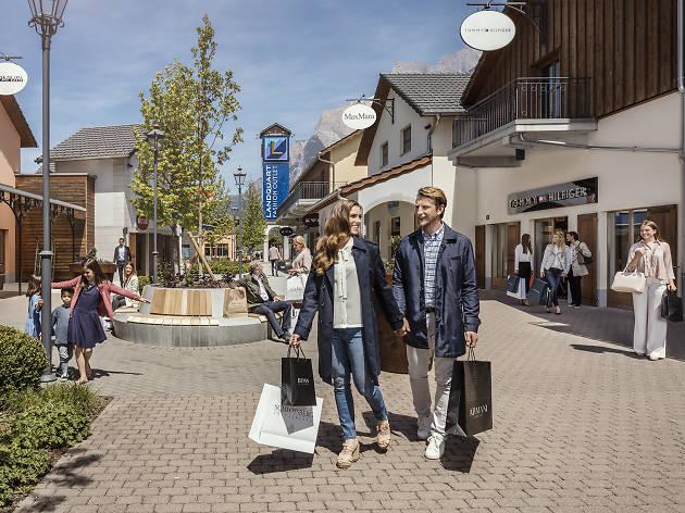 Landquart Fashion Outlet, Switzerland, Time Out, shopping