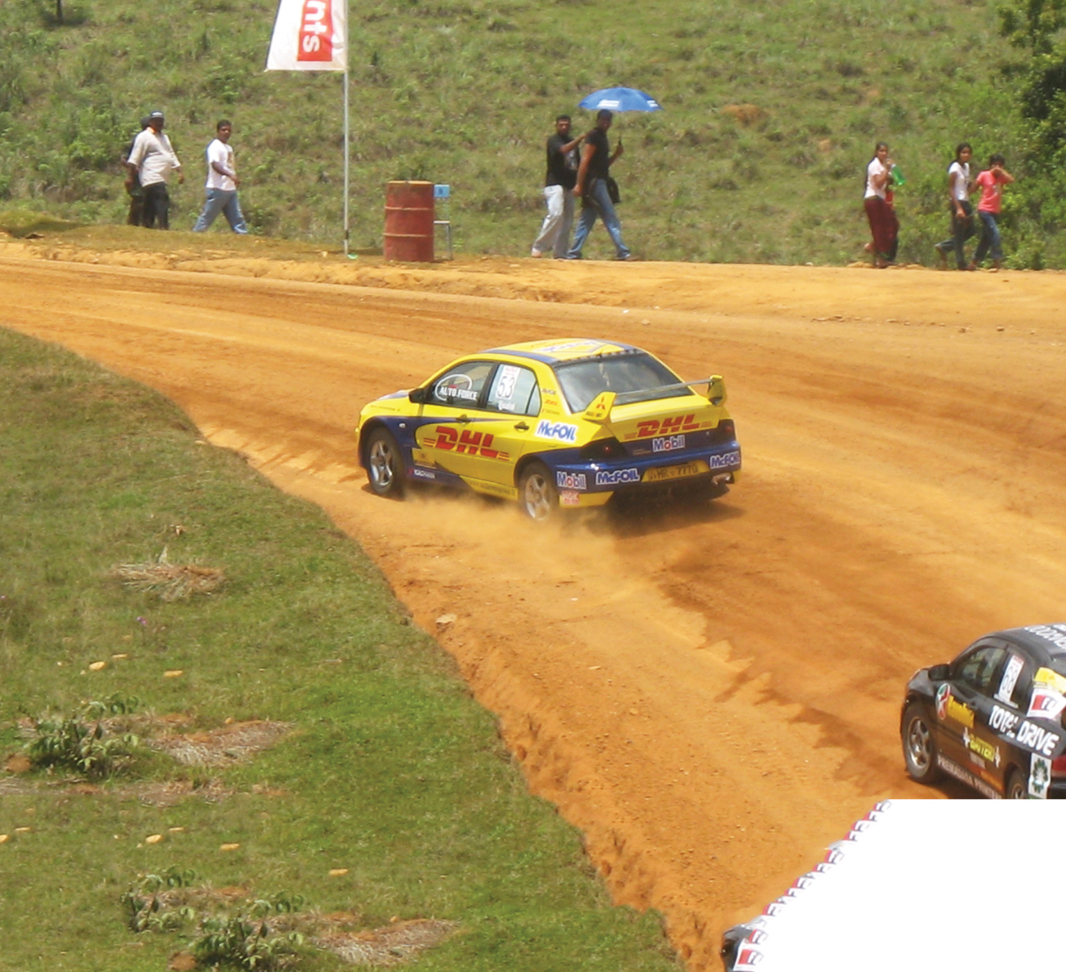 EXHILARATION ROARS FROM THE MAHAGASTHOTA AND FOX HILL CIRCUITS
