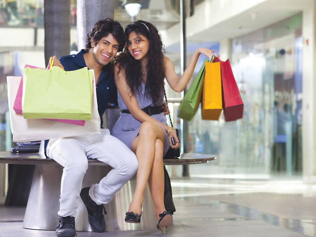 SHOP TILL YOU DROP. THERE ARE FANTASTIC DEALS IF YOU KNOW WHERE TO FIND THEM.
