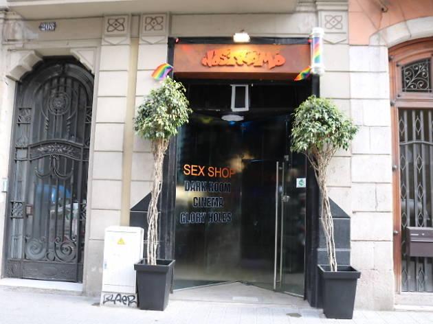 Nostromo Sex Shop