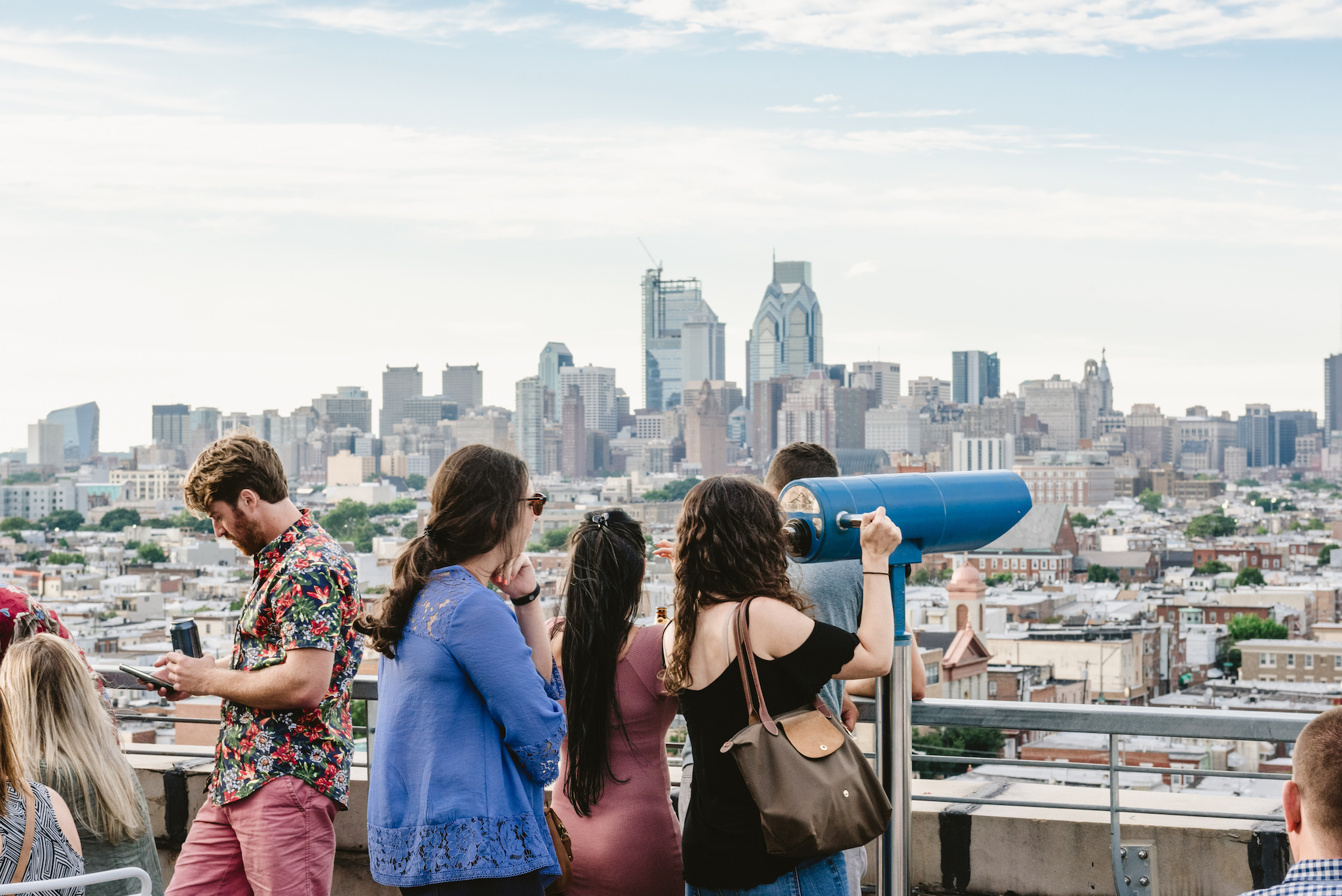 Rooftop bars with incredible views