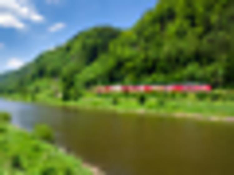 London St Pancras to Prague via Czech Railways
