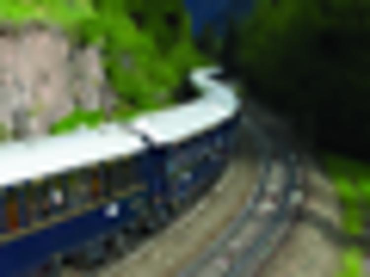 London Victoria to Venice via Orient Express