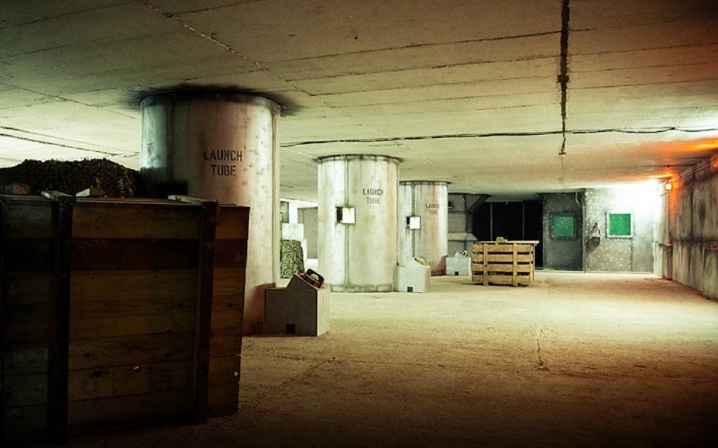 Experience: Bunker 51