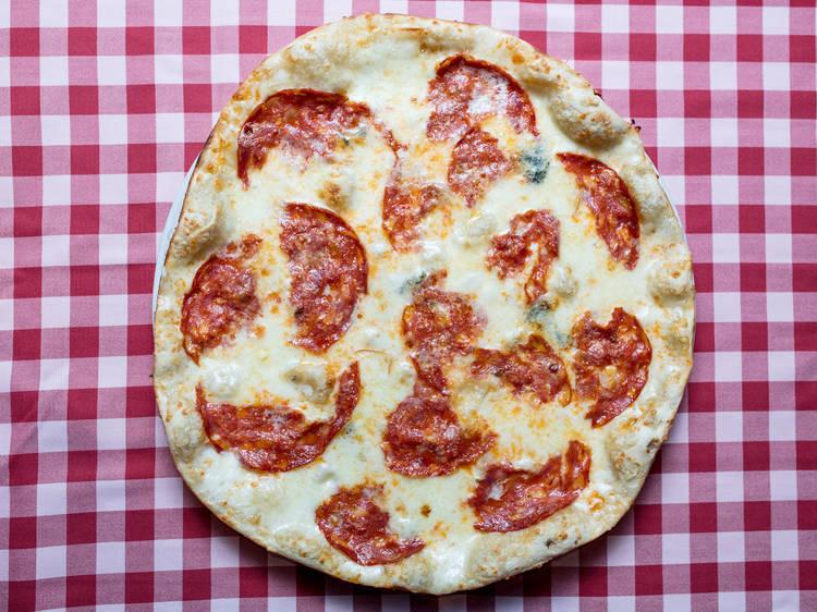 Pizza Secreta do La Finestra