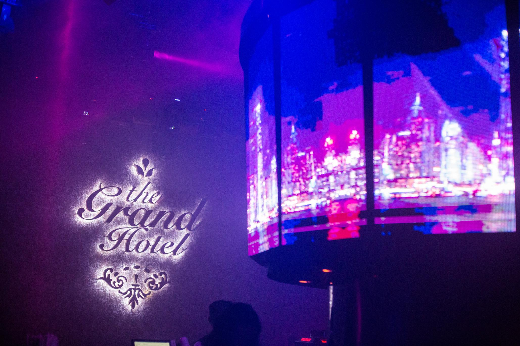 The Grand Hotel Club