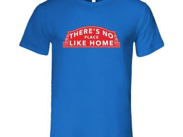 c79556f43 There s No Place Like Home Wrigley marquee T-shirt